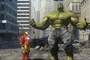 《绿巨人之怒》游戏画面1