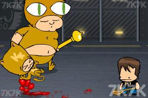 《饭勺小子》游戏画面1
