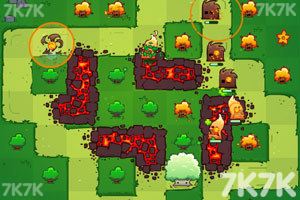 《大树守卫者无敌版》游戏画面8