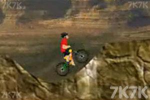 《山地自行车挑战赛2》游戏画面1