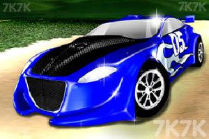 《3D飙车赛》游戏画面4