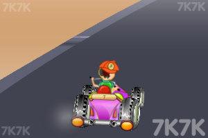 《急速卡丁车》游戏画面4