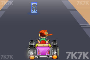 《急速卡丁车》游戏画面6
