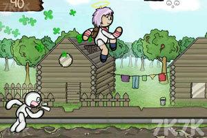 《变形人竞赛2无敌版》游戏画面3
