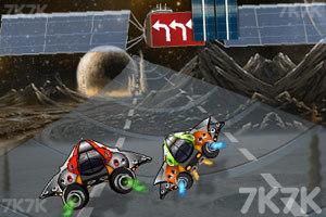 《太空赛车族》游戏画面9