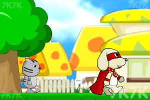 《超级狗狗》游戏画面1