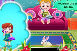 《可爱宝贝过家家》游戏画面3