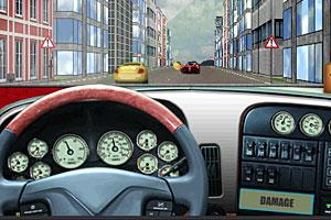 《3D大卡车真实驾驶》游戏画面1