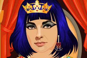 《埃及公主发型》游戏画面1