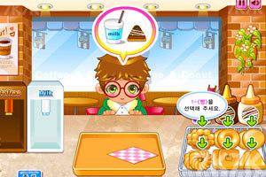 《可爱甜甜圈小店》游戏画面2