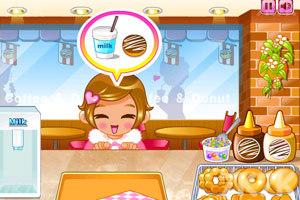 《可爱甜甜圈小店》游戏画面10