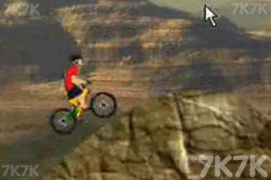 《山地自行车挑战赛》游戏画面6