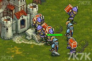 《皇城护卫队》游戏画面4