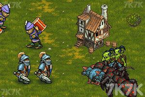 《皇城护卫队》游戏画面5