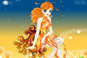 《甜蜜的梦幻公主》游戏画面5