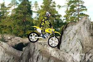 《越野摩托车2》游戏画面5
