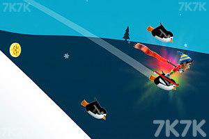 《滑雪大冒险电脑版》游戏画面2