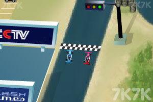 《F1方程式赛车双人版》游戏画面1