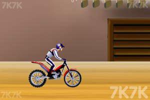 《狂热单车4》游戏画面3