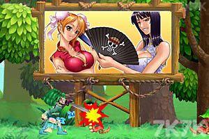 《QQ三国(Flash版)》游戏画面1