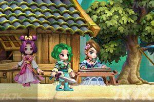 《QQ三国(Flash版)》游戏画面5