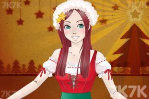 《圣诞七国美女》游戏画面5