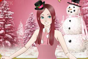 《圣诞七国美女》游戏画面3