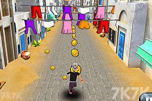 《愤怒奶奶玩跑酷3》游戏画面2