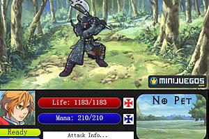 《世界传说无敌版》游戏画面1