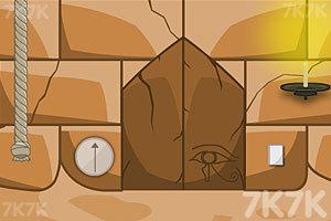 《金字塔未解之谜》游戏画面1