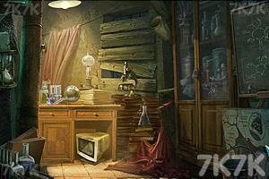 《喚醒沉睡的勞拉》游戲畫面3
