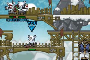 《野蛮熊部落1.4》游戏画面5