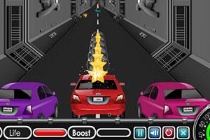 《汽车隧道驾驶》游戏画面1