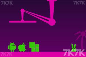 《长耳朵小绿怪2》游戏画面1