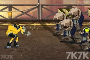 《少年骇客英雄联盟无敌版》截图7