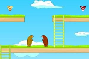 熊大熊二狼堡