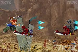《彩京战国》游戏画面3