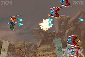 《彩京战国》游戏画面4