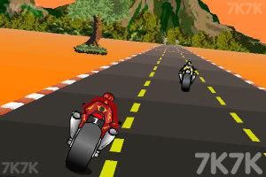 《极速摩托》游戏画面1