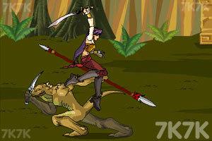 《除魔女战士》游戏画面3