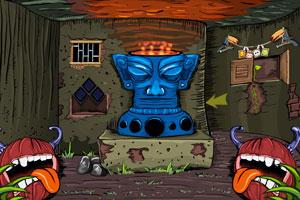 《逃离怪物洞穴》游戏画面1