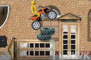《城市平衡车技》截图7