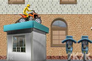 《城市平衡车技》截图10