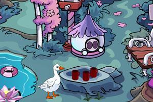 《奇幻花园逃脱》游戏画面1