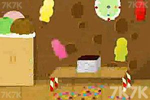 《逃出巧克力房子》截图1