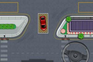 《疯狂完美停车》游戏画面1