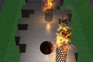 《黑球灵敏大考验》游戏画面1