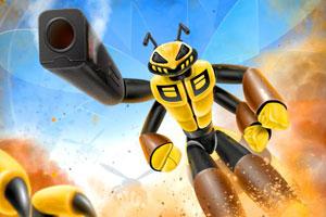 《蜜蜂中的英雄》游戏画面1