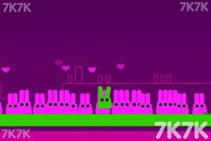 《长耳朵小绿怪2选关版》游戏画面10