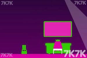 《长耳朵小绿怪2选关版》游戏画面7